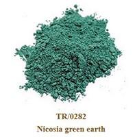 Pigment Nicosia green earth 100g.