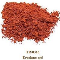 Pigment Ercolano red 100g.