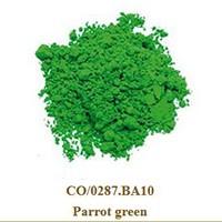 Pigment Parrot green 100g.