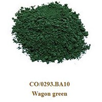 Pigment Wagon green 100g.