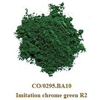 Pigment Imitation chrome green R2 100g.
