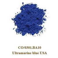 Pigment Ultramarine blue 100g.