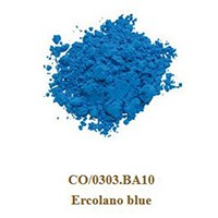 Pigment Ercolano blue 100g.