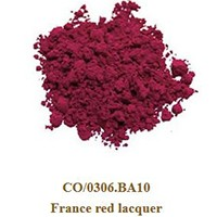 Pigment France red lacquer 100g.