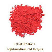Pigment Light/medium red lacquer 100g.