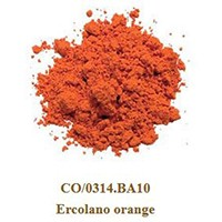 Pigment Ercolano orange 100g.