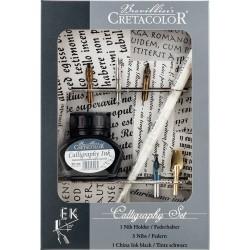 Cretacolor darilni kaligrafski set