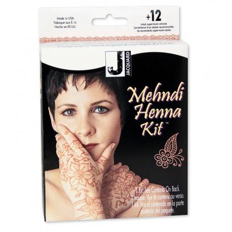 Jacquard Henna - Kana Mehndi komplet