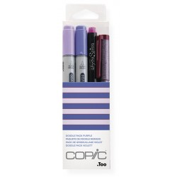 Copic Doodle Pack Purple 4 kosi