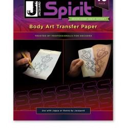 Spirut Transfer papir za kožo Tattoo A4 1 kos
