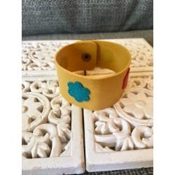 Ustvarjalna delavnica Fimo leather … nakit (zapestnica, uhani, prstan)