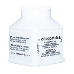 Decopatch bela temeljna akrilna barva- Gesso 70g.