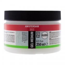 Amsterdam Gel medij 250ml, svetleč 094