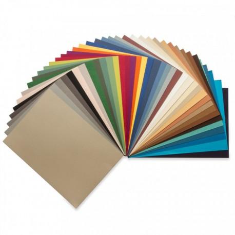 Lanacolours pastel papir 50 x 65cm 160g. 45% bombaž