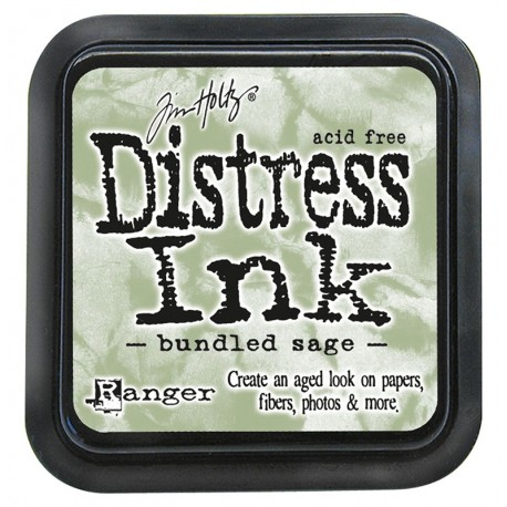 Tim Holtz Distress blazinica 5 x 5cm, Bundled SAge