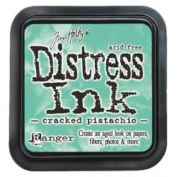 Tim Holtz Distress blazinica 5 x 5cm, Cracked Pistacio