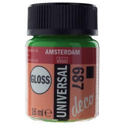 Amsterdam Deco svetleča univerzalna barva 16 ml