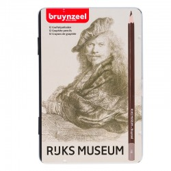 Bruynzeel Rembrandt grafitni svinčniki set 12