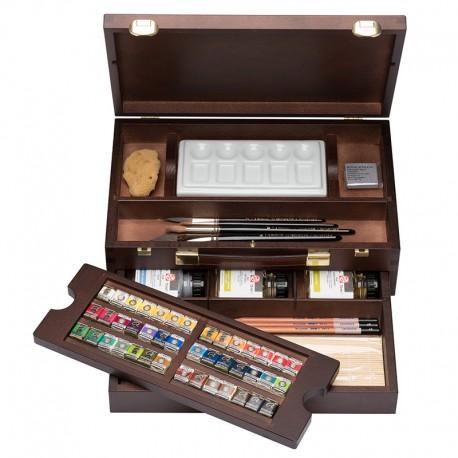 Rembrandt watercolor Master Box