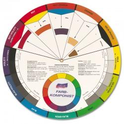 Slikarski barvni krog 23,5cm