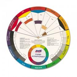 Slikarski barvni krog 13cm