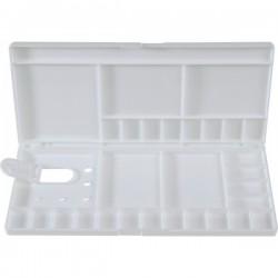 Plastična paleta v obliki škatle