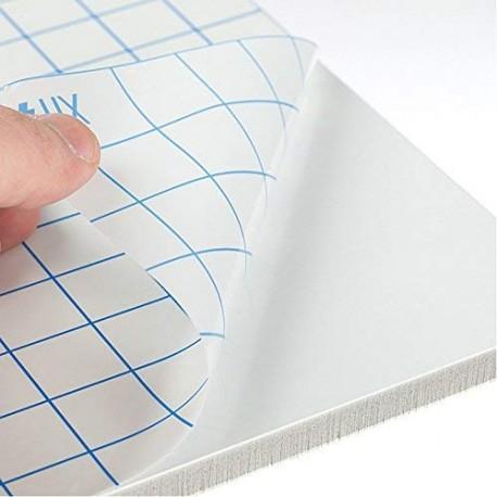 Plošča iz pene samolepilna 50 x 70cm in 70 x 100cm debelina 5mm