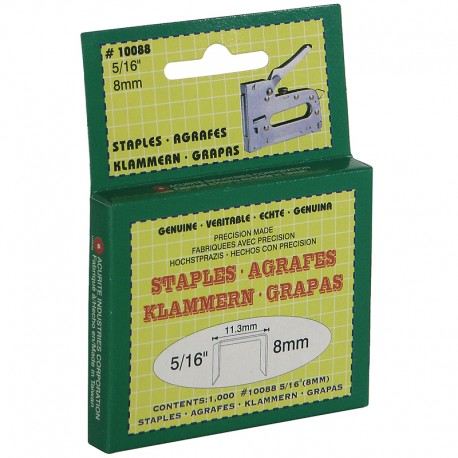 Sponke za sponkač 8mm, 1000 kosov