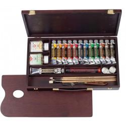 Rembrandt Oljni set Profesionalni kovček