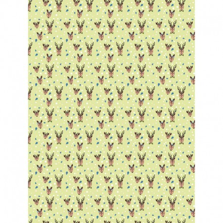 Decopatch papir 30 x 40cm 726