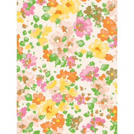 Decopatch papir 30 x 40cm Rože 776