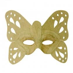 Maska iz kartona Metulj 8 x 2,55 x 19,5cm