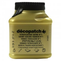 Decopatch lak saten 180ml