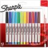 Sharpie permanentni marker Ultra Fine set 12