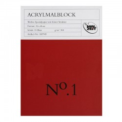 Blok za akril No.1 360g 30 x 40cm 10 listov
