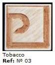 Podglazurna kreda 03 Tabaco-Tobak rjava