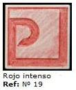 Podglazurna kreda 19 Rojo intensio-Intenzivna rdeča
