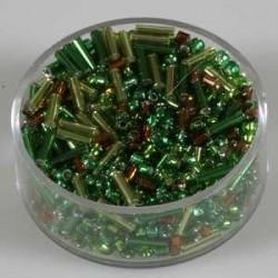 Zeleni toni 17g. 2,6g.+palčke