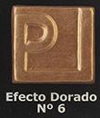 Glazura Efecto Dorado-Zlata N6 250g.