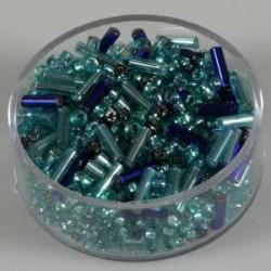 Modri toni 17g. 2,6mm+palčke
