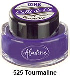 Izink kaligrafski tuš 15ml, Tourmaline