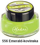 Izink kaligrafski tuš 15ml, Emerald