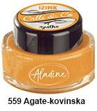 Izink kaligrafski tuš 15ml, Agate