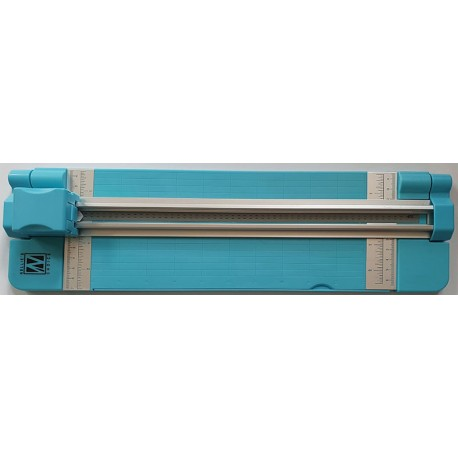 Nellies Nož za papir širina 31cm krožna rezila