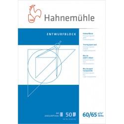 Tracing papir za kopiranje v bloku 65g. A4 in A3 50 listov
