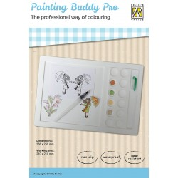 Nellies paleta Painting Buddy Pro 368 x 250mm
