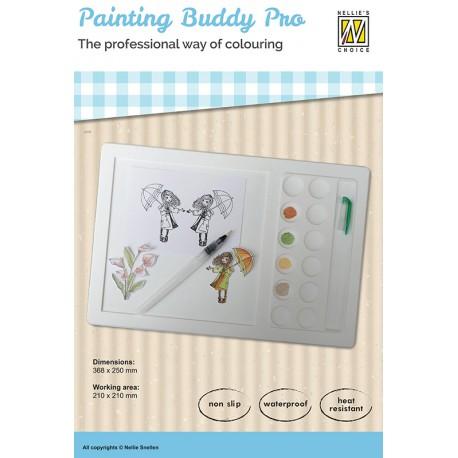 Nellies paleta Painting Buddy Pro 368 x 250mm