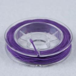 Elastična vrvica, Purple, 0,5mm x 5m
