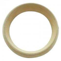 Lesena zapestnica premer 70mm, širina 19mm
