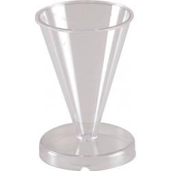 Kalup za sveče Stožec višina 78 prener 55mm